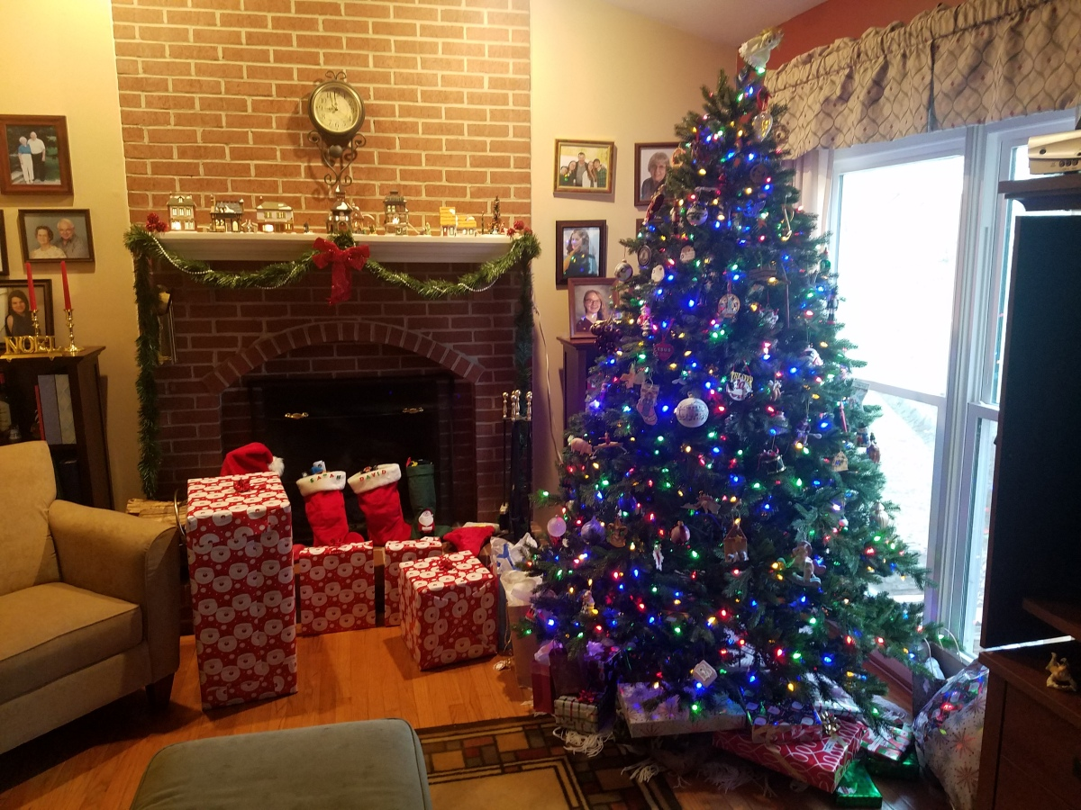 Merry Christmas, 2018
